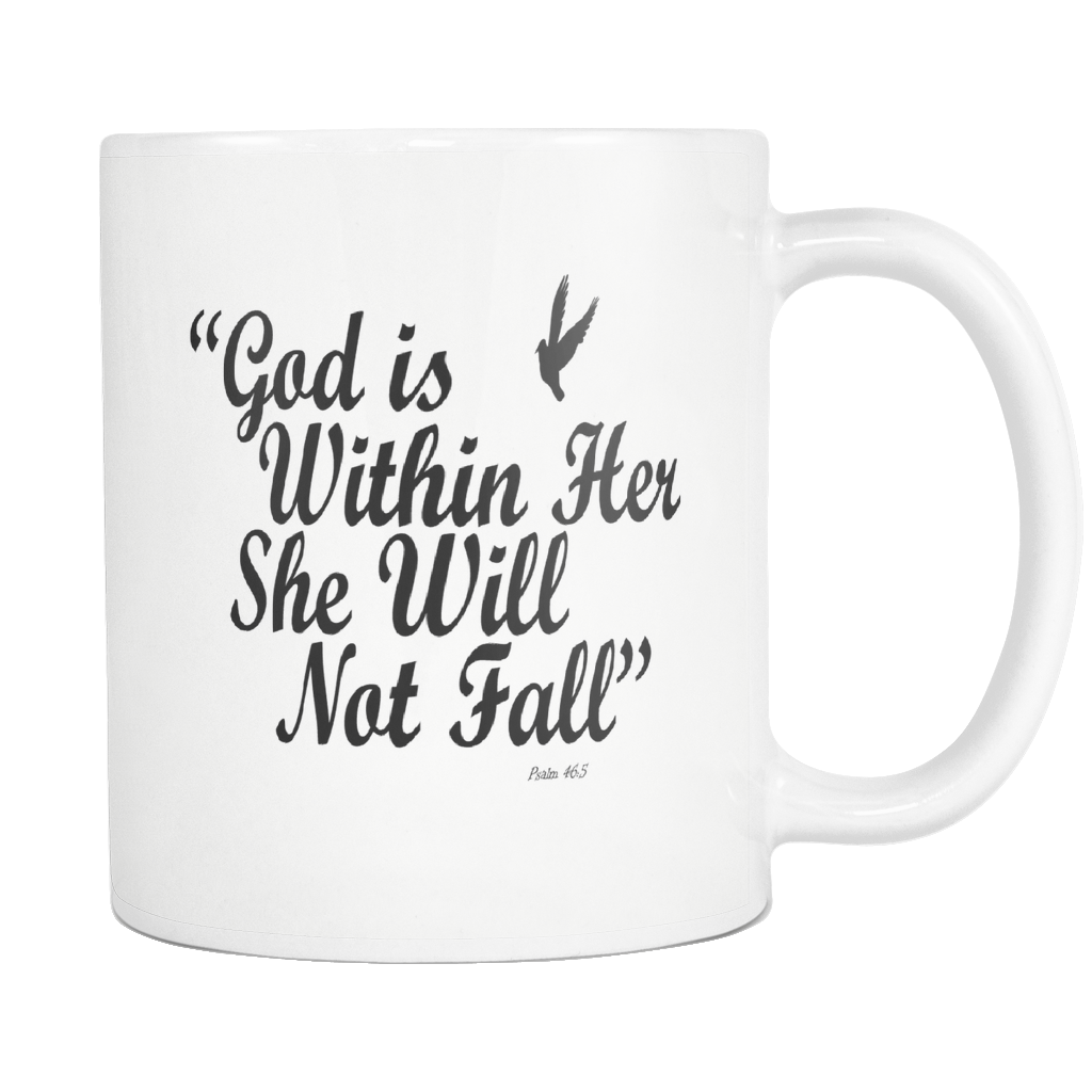 god is within her she will not fall png