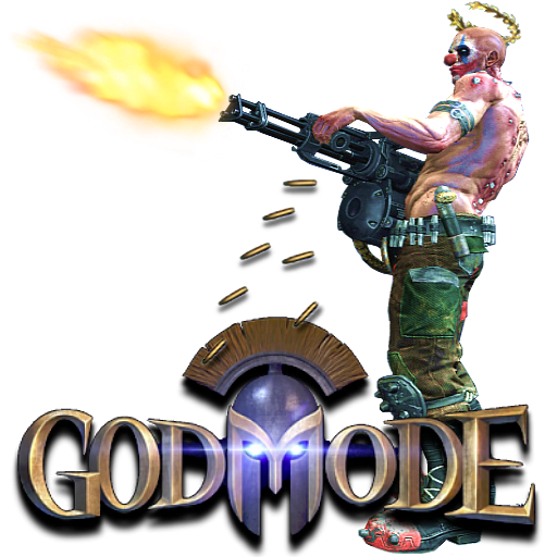 God mode png. By pooterman on deviantart