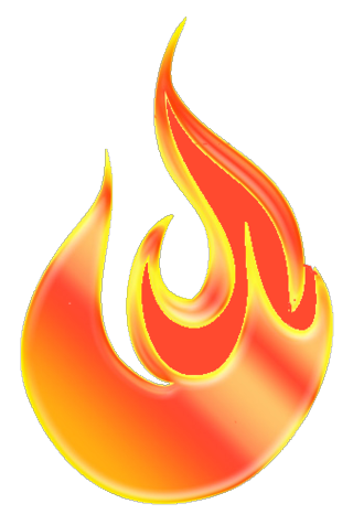 God of fire icon png. More picture online com