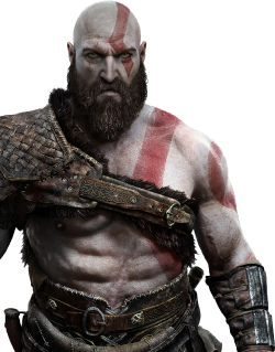 Kratos transparent gow4. God of war wiki