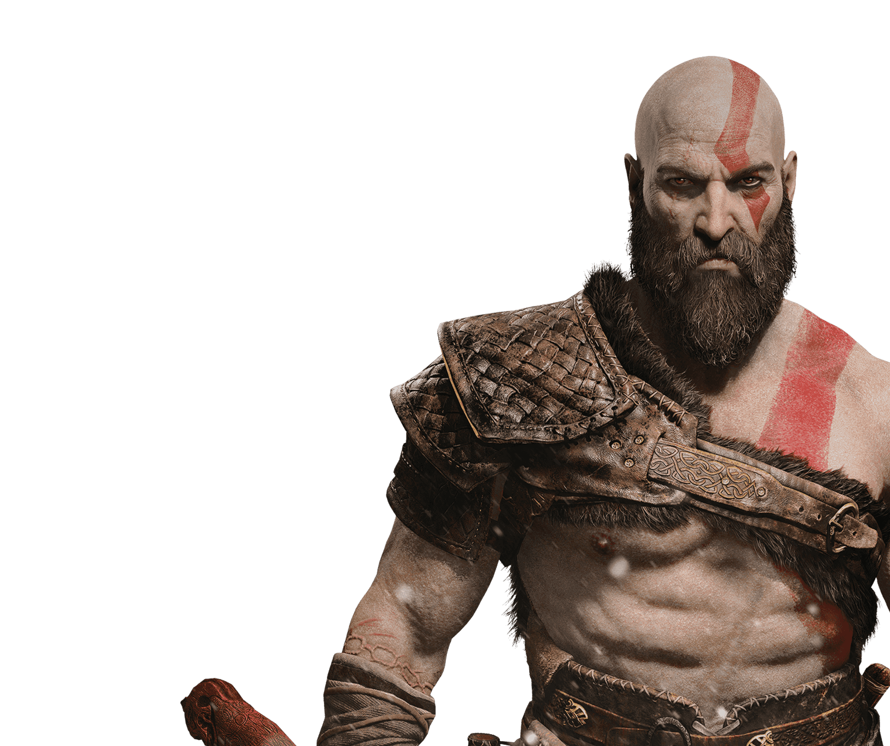 God of war 2017 png. Game info