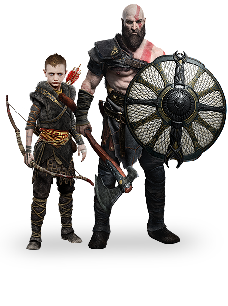 kratos transparent now and then