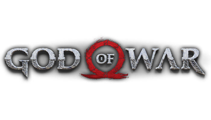 God of war 2018 logo png. Official merchandise playstation gear