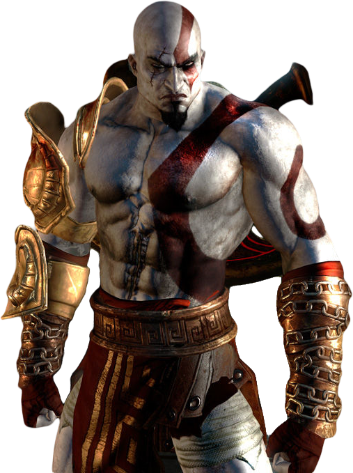 God of war 3 nemean cestus png. Kratos character giant bomb