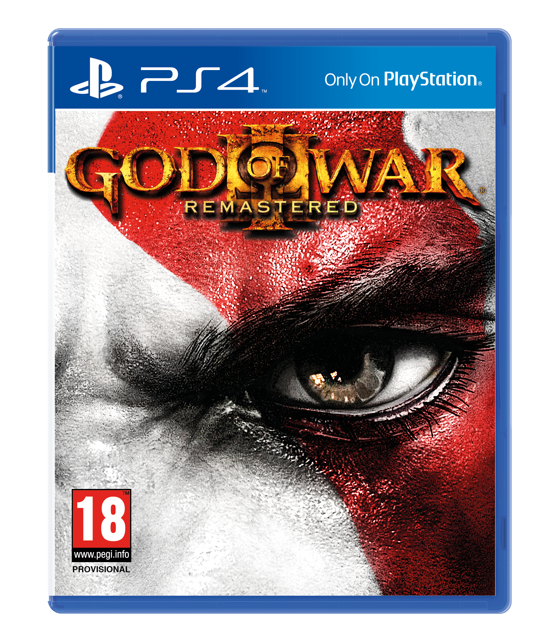 God of war 4 box art png. Iii remastered coming to