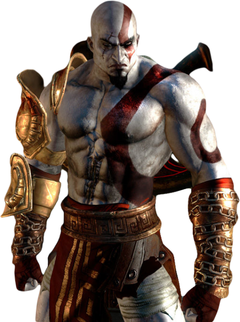 God of war kratos png. Crossover wiki fandom powered