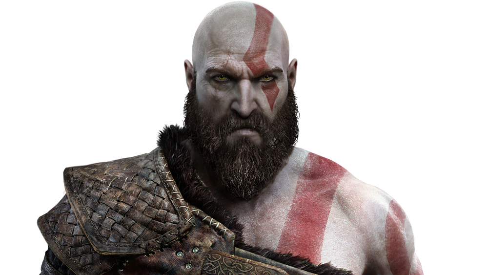 Kratos transparent character. Actors discuss breathing life