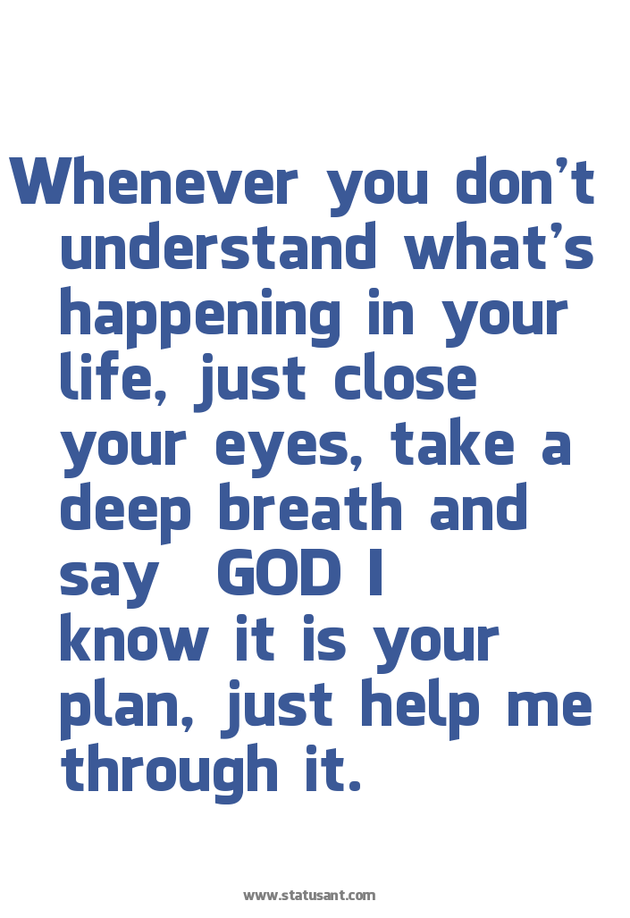 God quote png. Sometimes very hard to