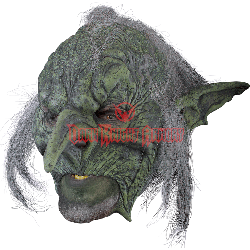 Godspeed drawing zoom mask. Goblin overlord with hair