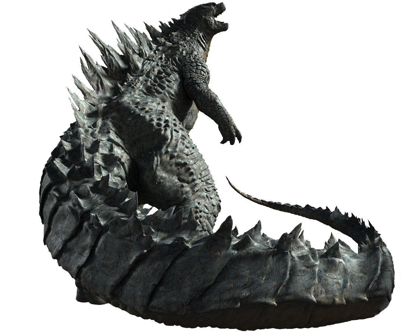 Godzilla 1962 png. Another full body image
