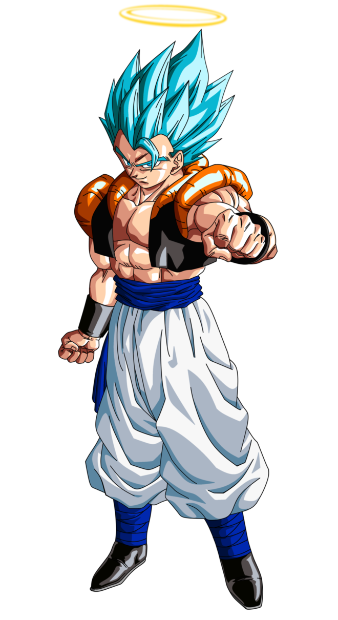 Gogeta transparent ssj. Who would win and