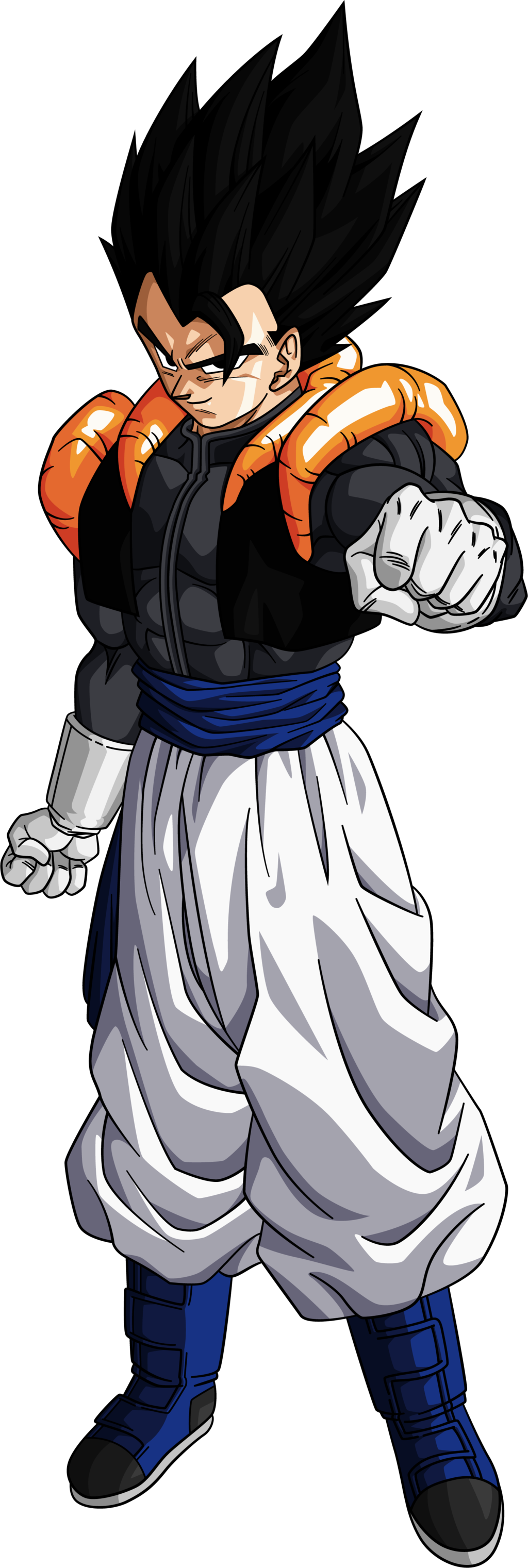 Gogeta transparent base form. Anta expocoaching co