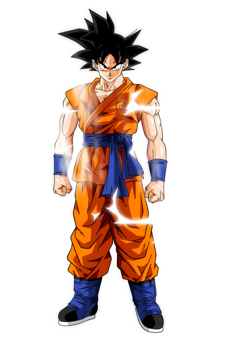 Gogeta transparent vegito. Ssj and vs base