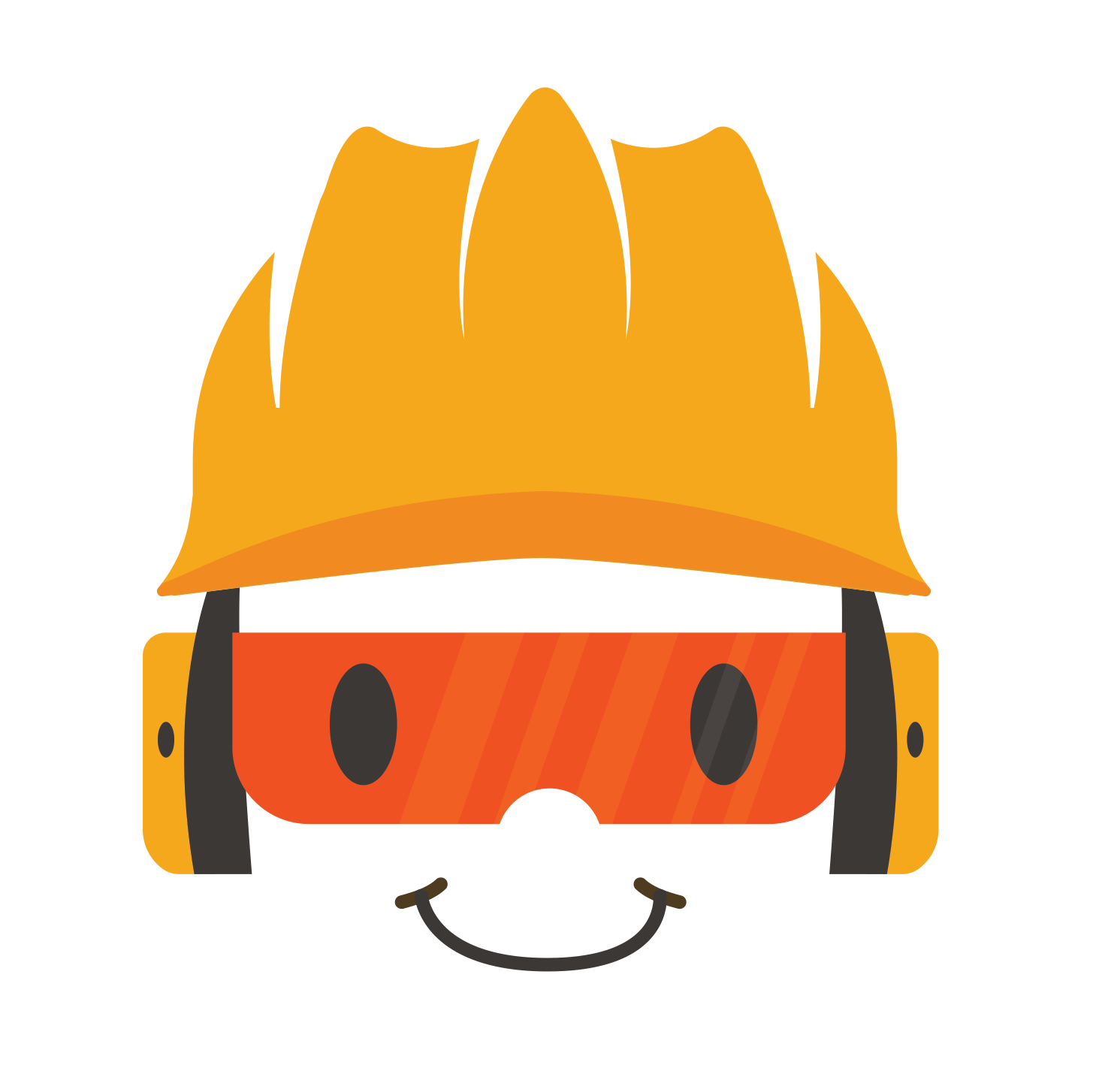 Tips safety guy head. Goggle clip hard hat graphic transparent download