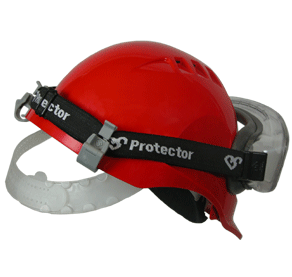 Concorde trading safety helmets. Goggle clip hard hat png black and white download