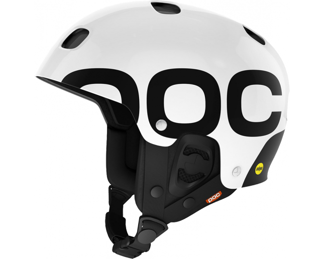Goggle clip poc receptor. Backcountry mips hydrogen white