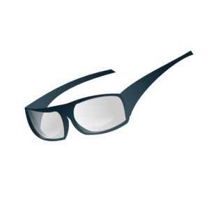 Goggles art at clker. Goggle clip png free library