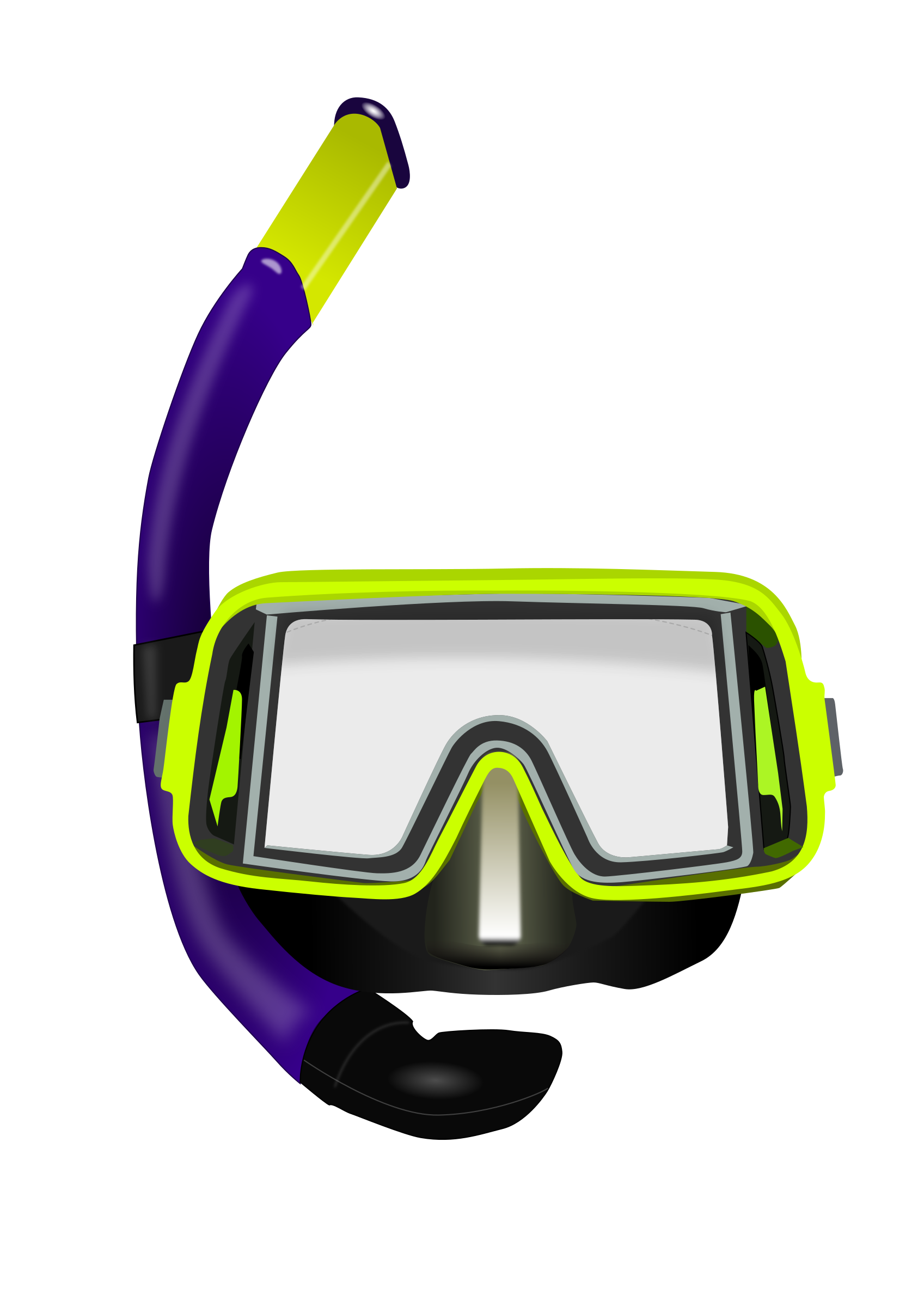 Goggles clipart diving goggles. Glasses big image png
