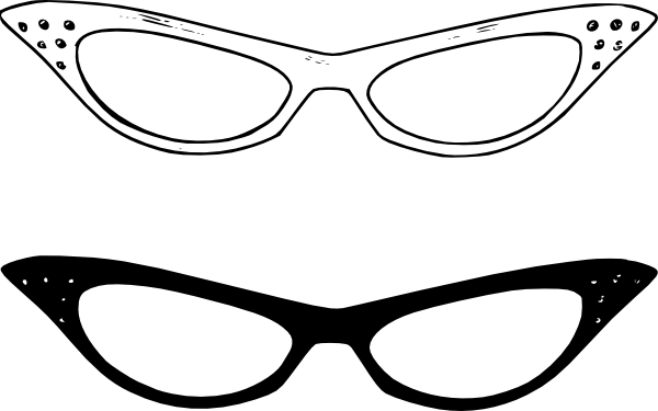 goggles vector spectacles