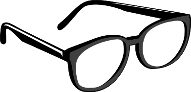 goggles clipart spectacles frame