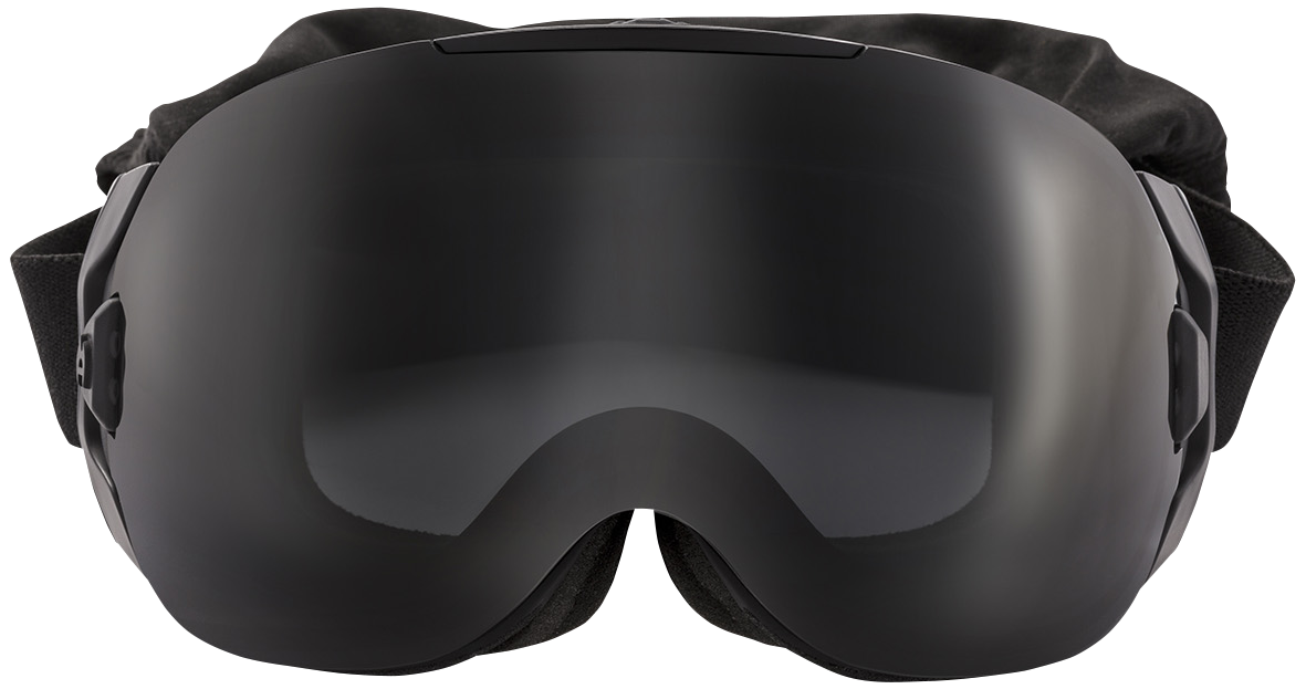 Abom com fog free. Goggles transparent png black and white library