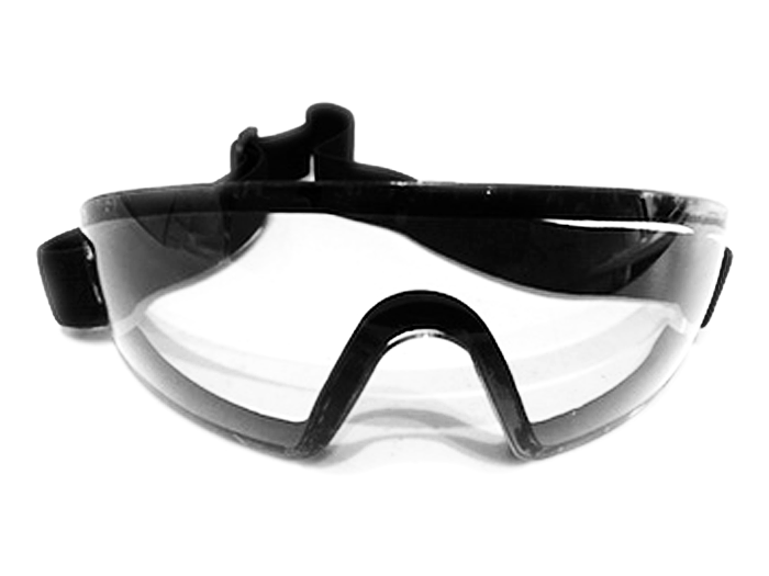 Post lasik shield inexpensive. Goggles transparent svg black and white library