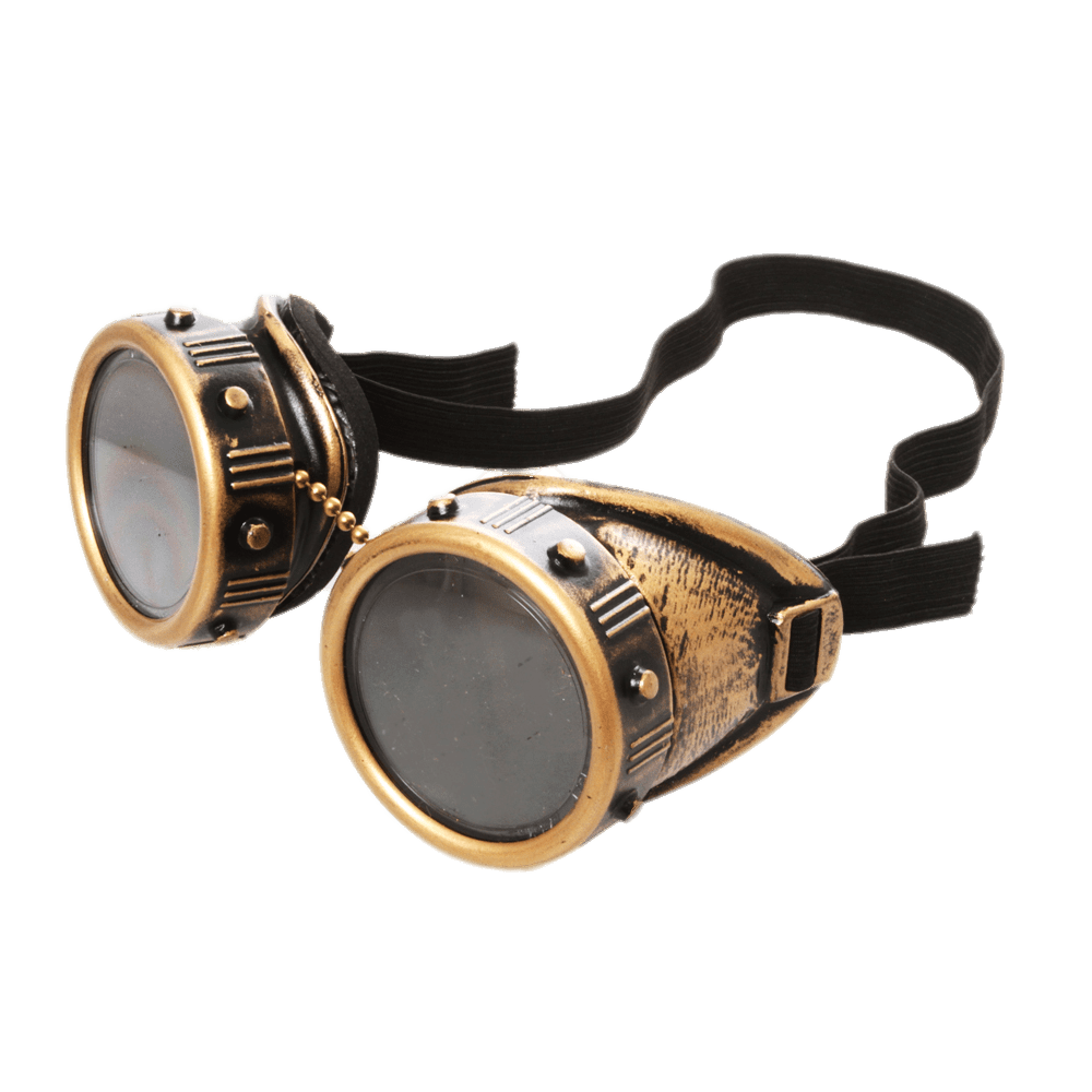 Steampunk png stickpng. Goggles transparent background image transparent stock