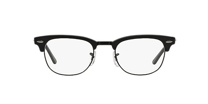 Goggles transparent black and white. Rx shop ray ban