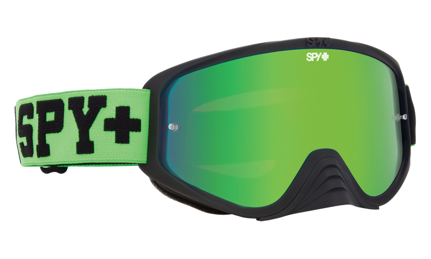 Goggles transparent motocross. Woot race with free
