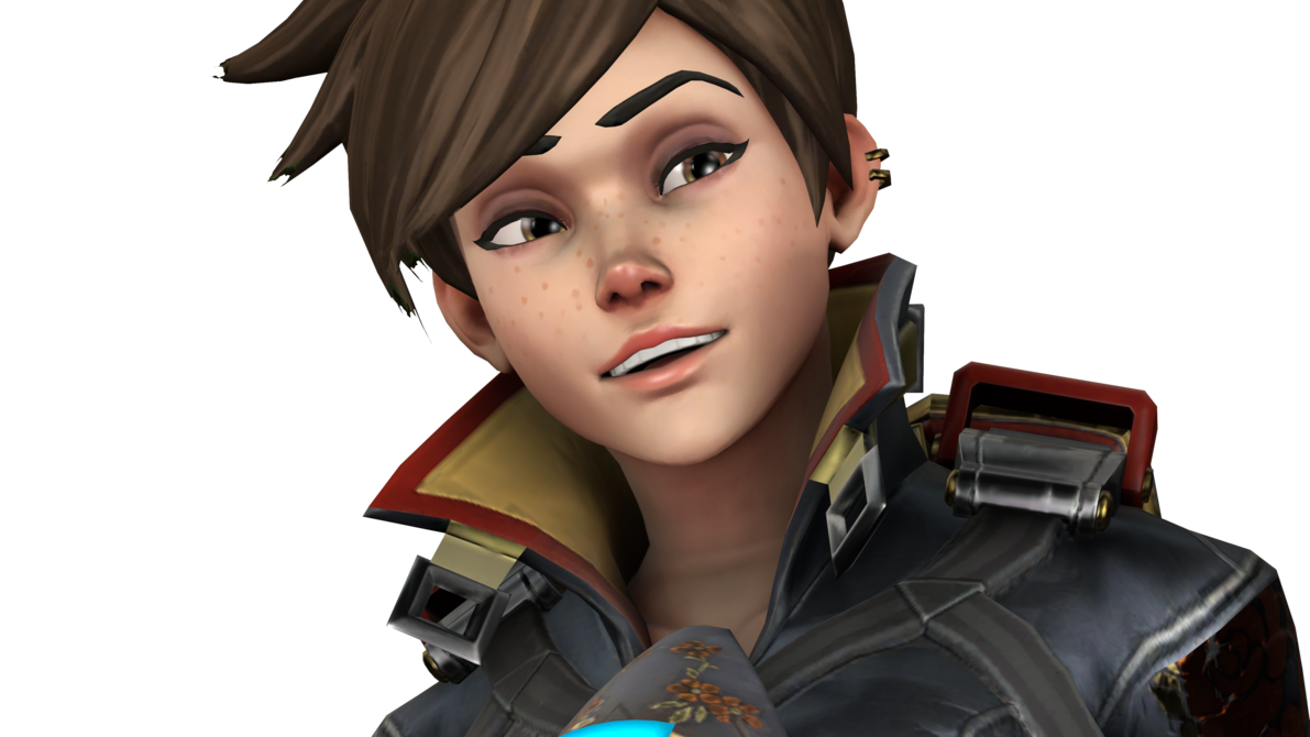 Goggles transparent tracer. No k render by