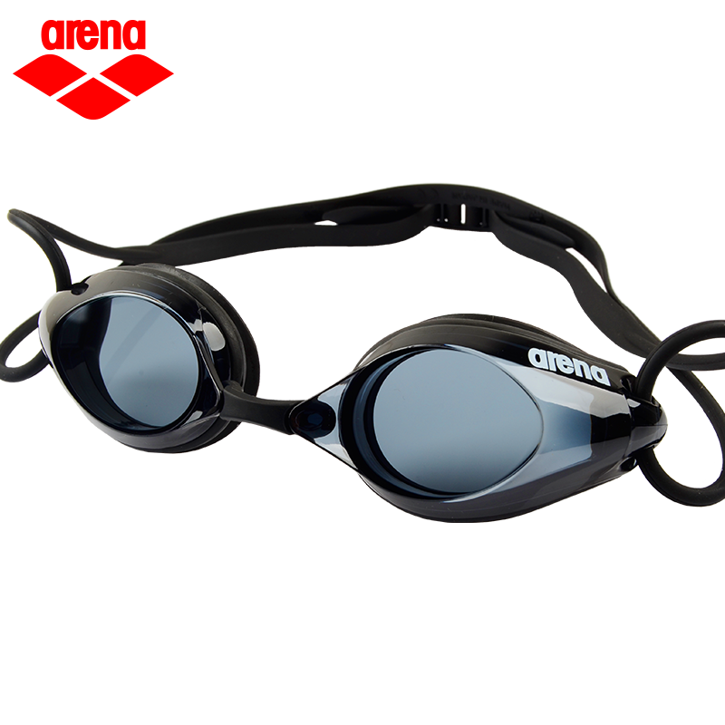 Goggles transparent water. China anti fog swimming