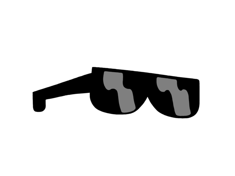 Goggles vector cool sunglasses. Download free png sunglass