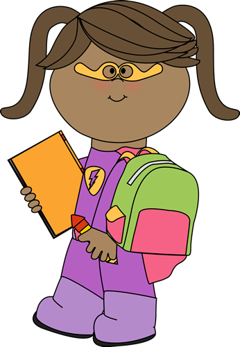 youth clipart college student