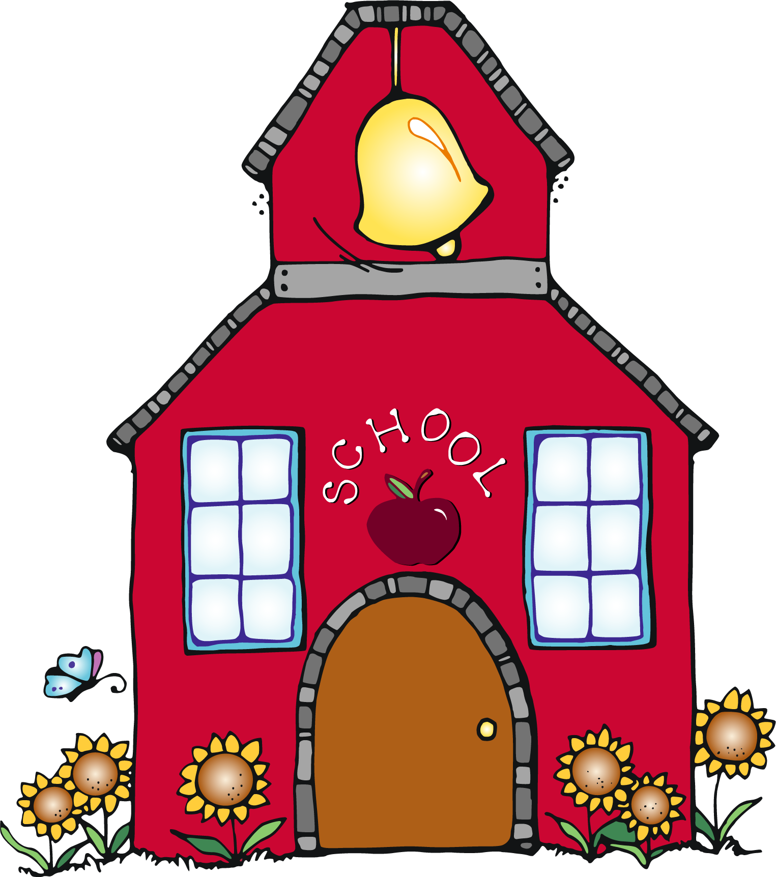 Clip art free download. School clipart image free library