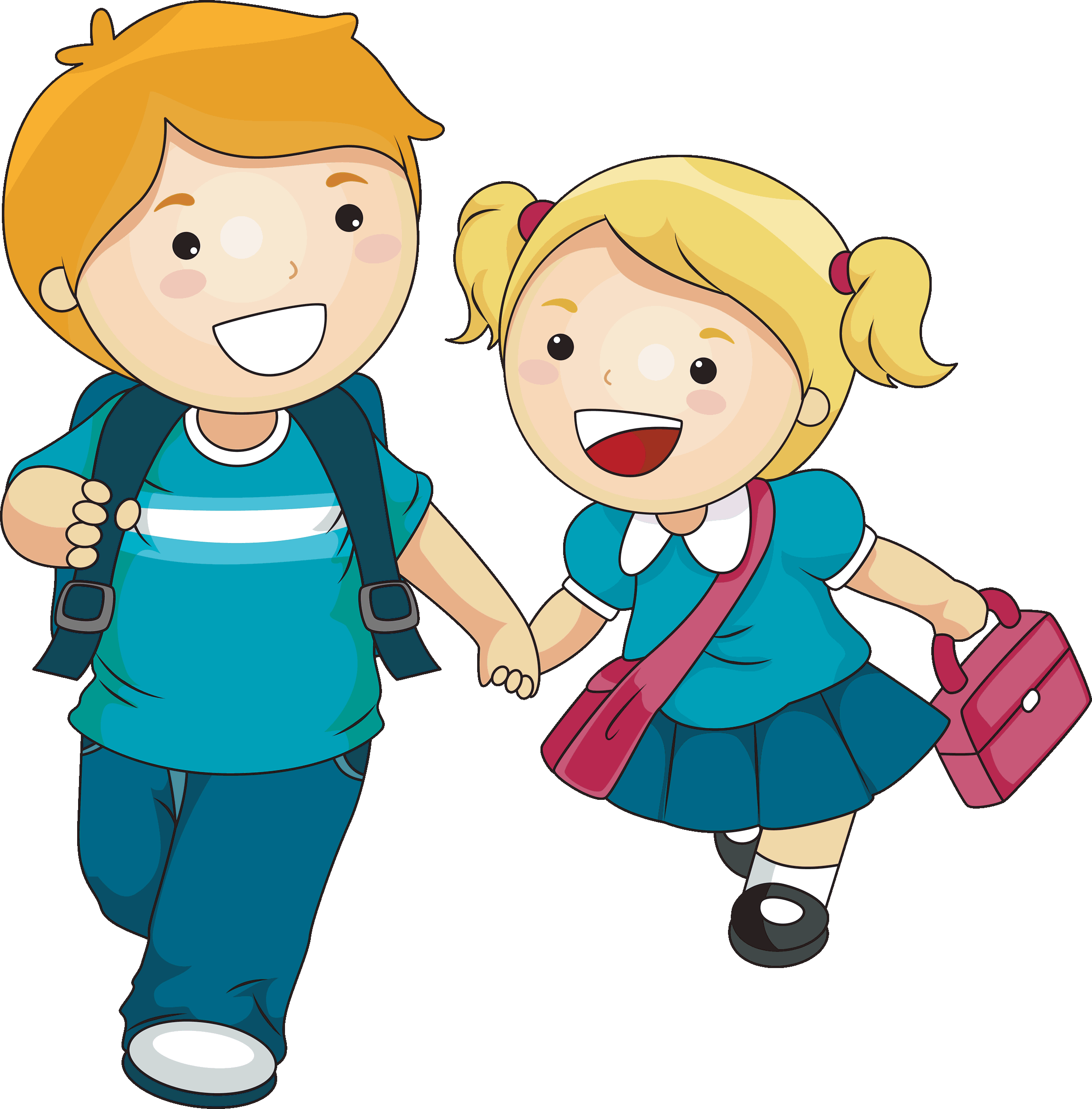 Going clipart school clipart. Kids at getdrawings com