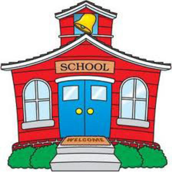 buildings clipart school