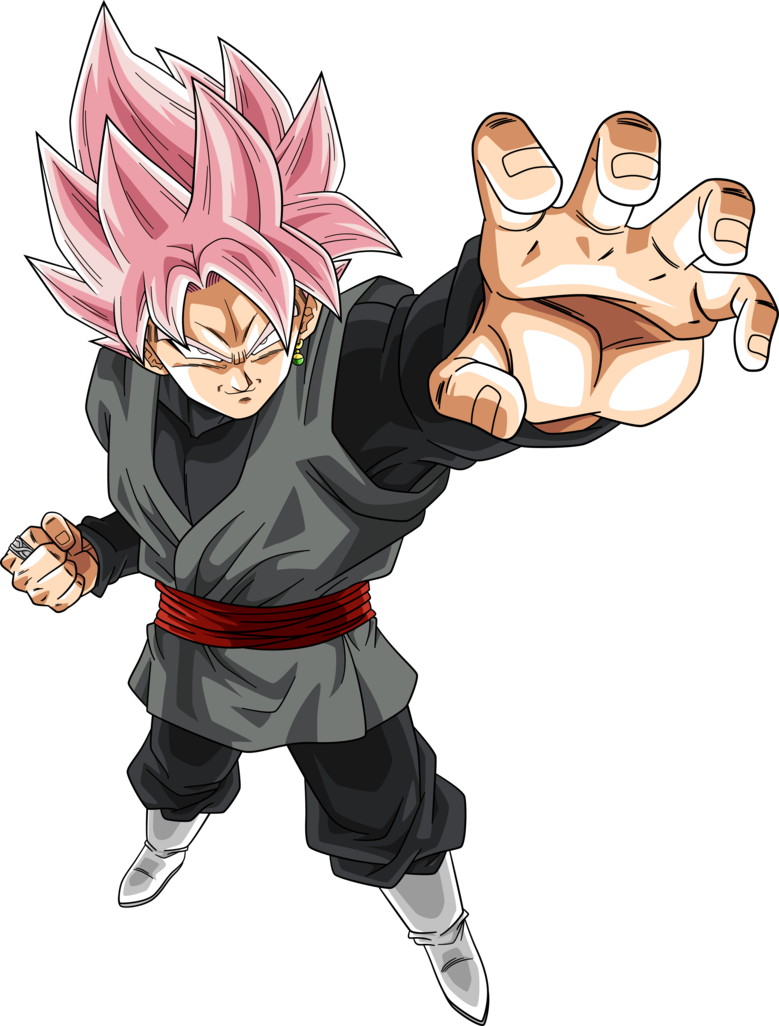Goku black rose png. Image super saiyan bardocksonic