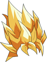 Goku hair png. Images in collection page