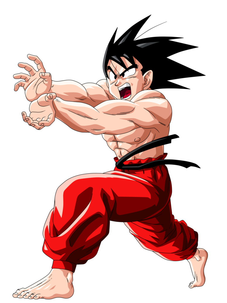 Kamehameha transparent goku. Teen dragon ball z
