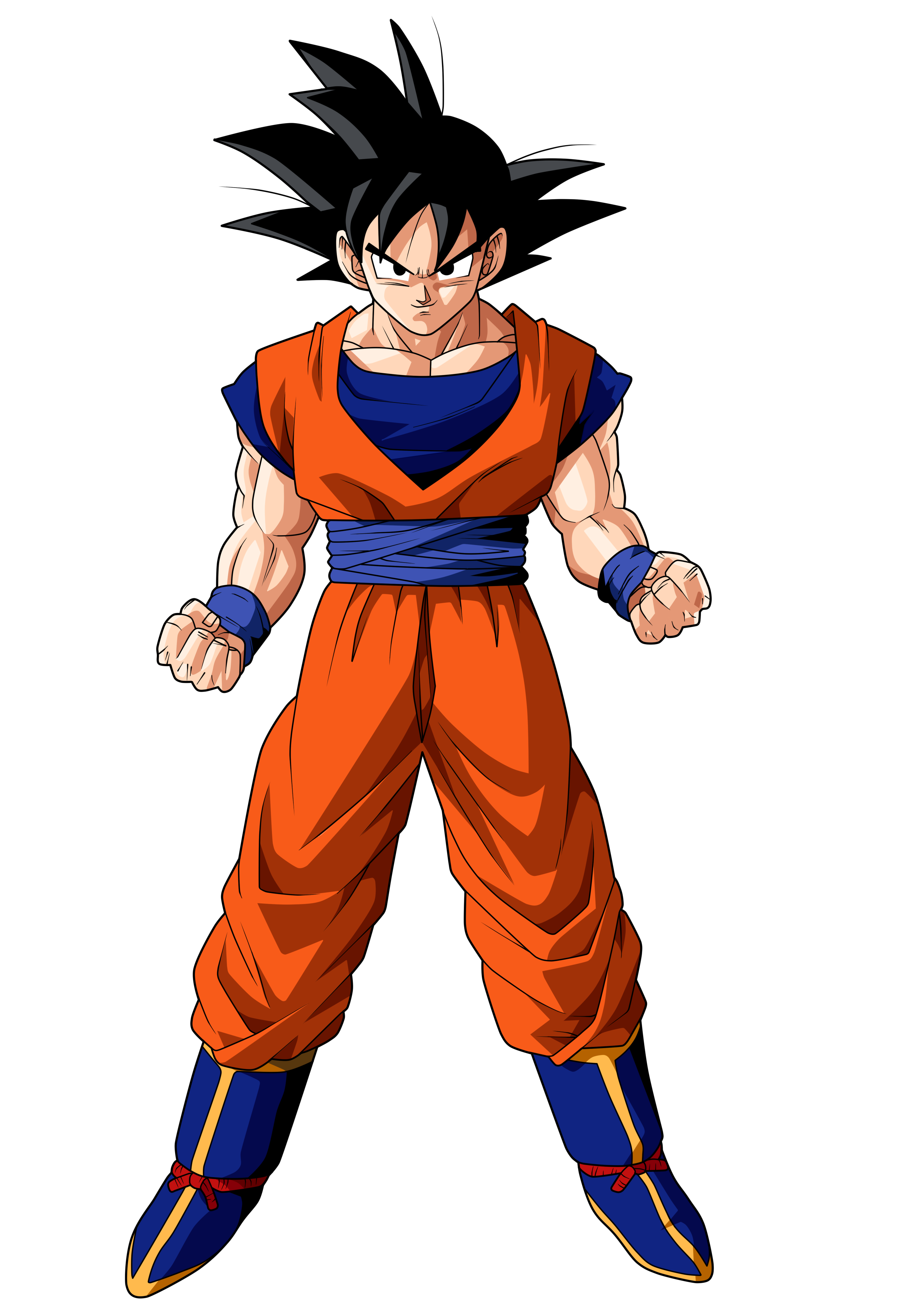 Goku png hd. Images transparent free download