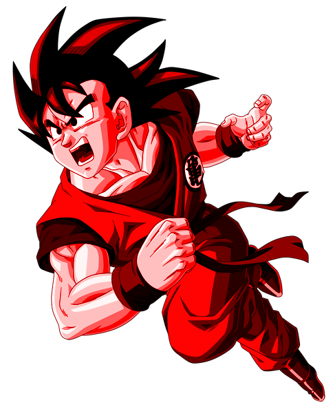 Goku png hd. Dragon ball mart