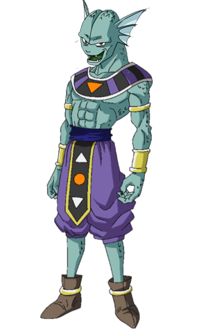 Beerus transparent angered. Dragon ball super characters
