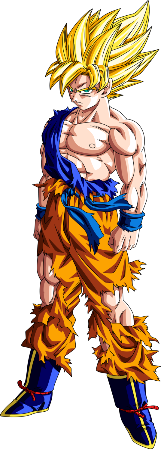 Super saiyan goku png. Is going a lot