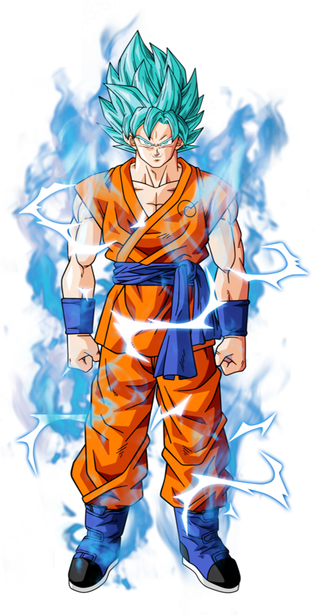 Goku super saiyan blue png. Image vs battles wiki