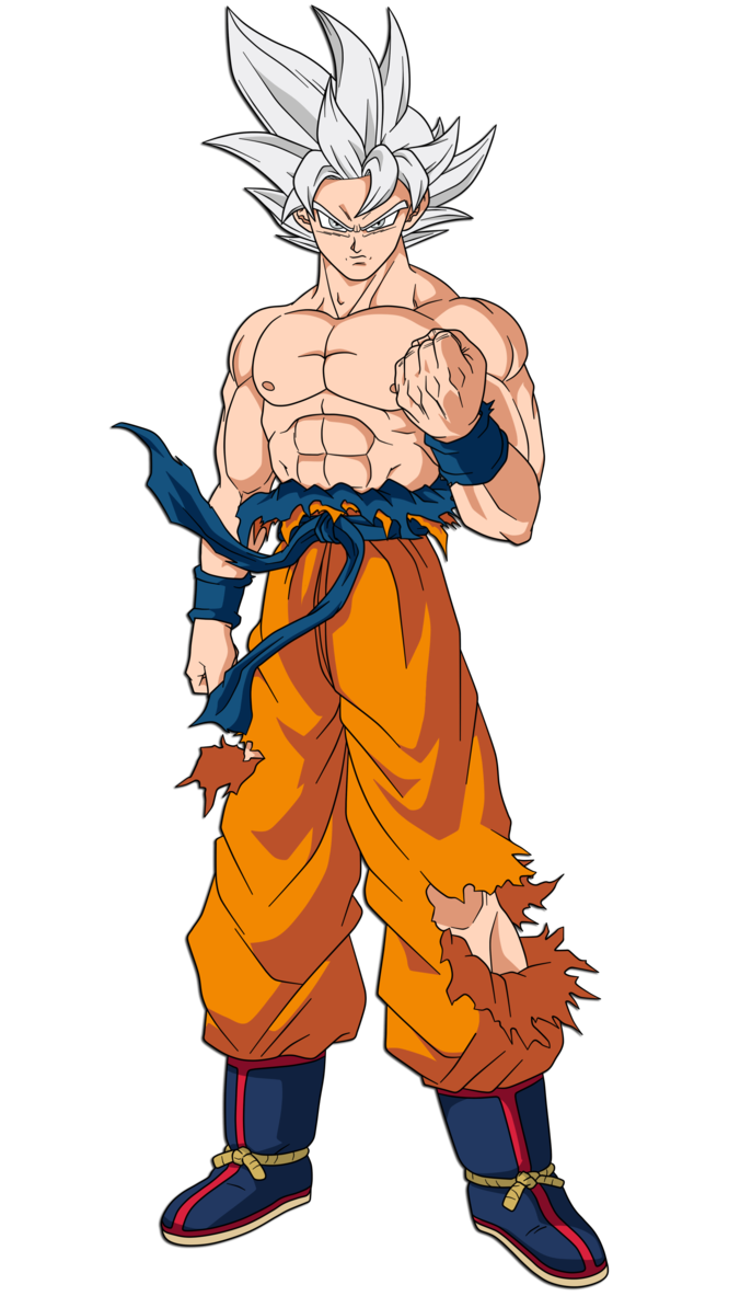 Goku ultra instinct png. Clipart images gallery for