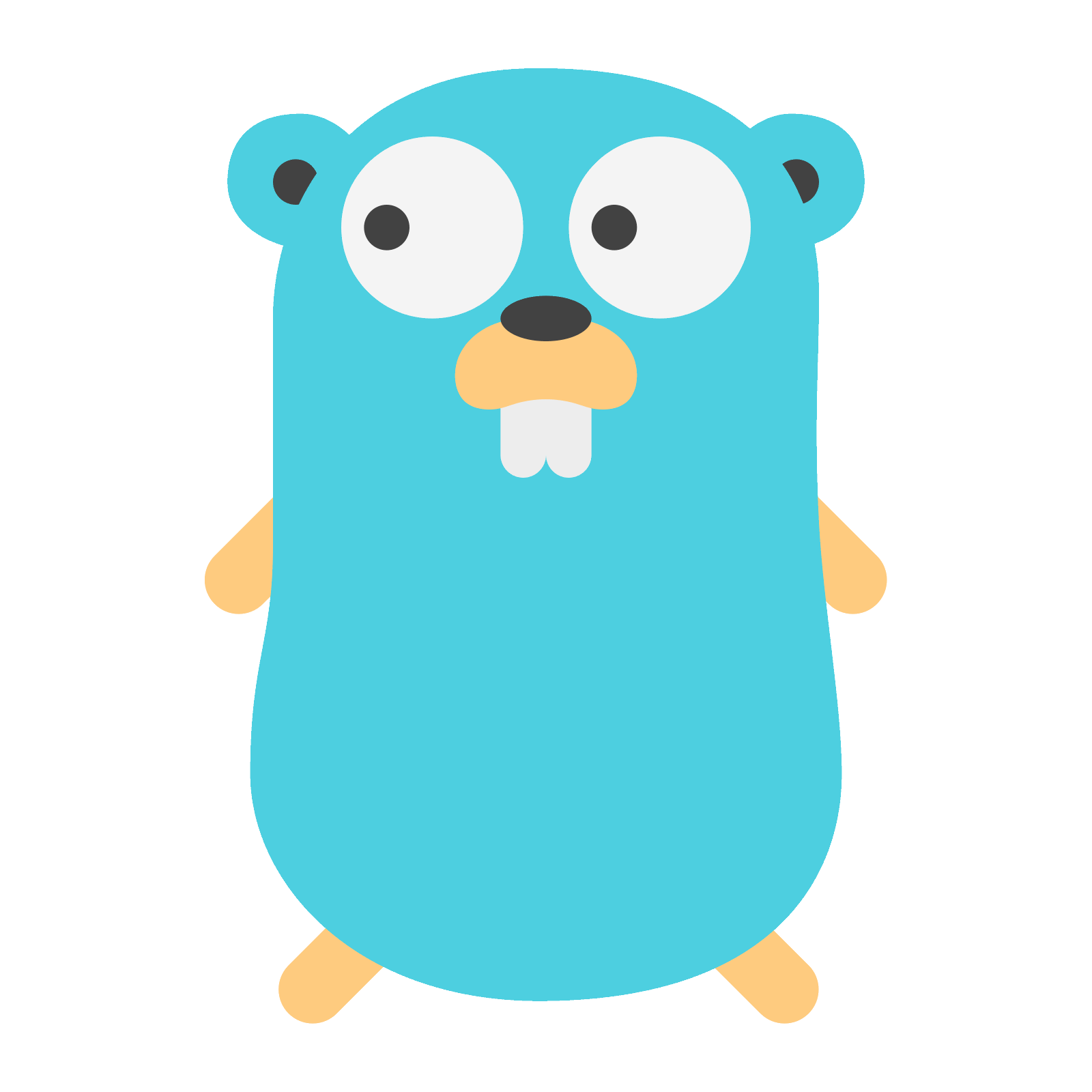 Golang vector. Icon free download png