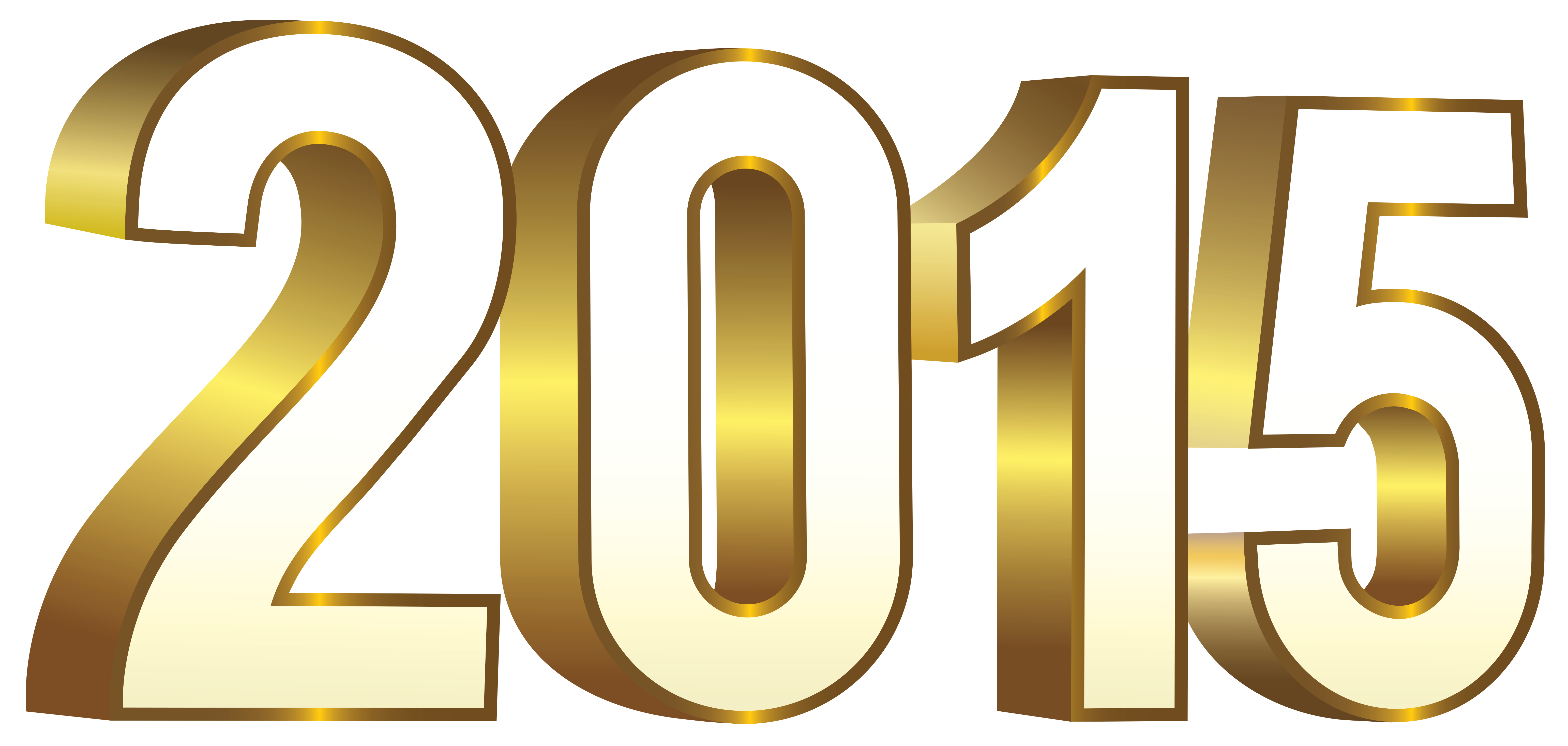 Gold 2016 png. Clipart