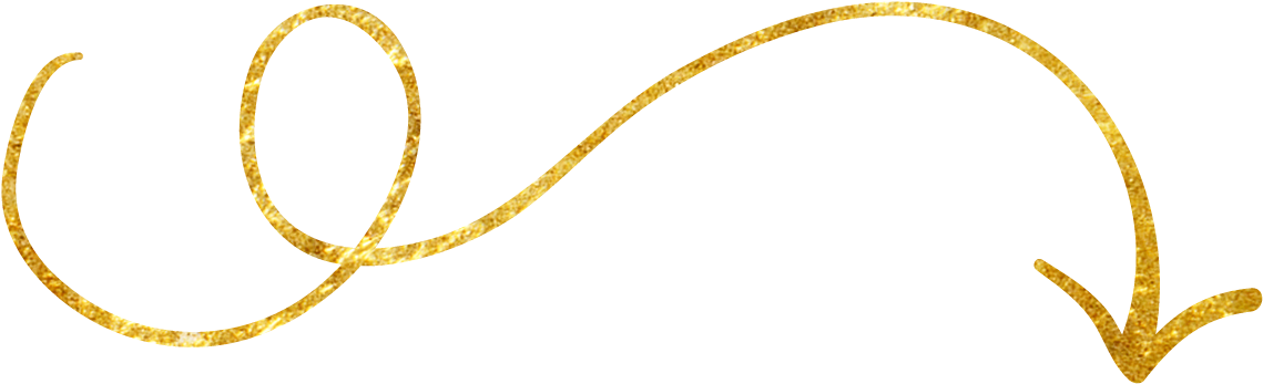 Gold dividers png. Download happinessis hand drawn