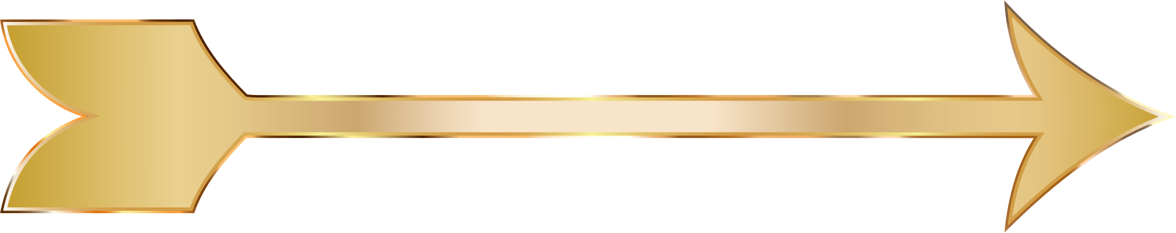 Gold arrow png. Golden no background icons
