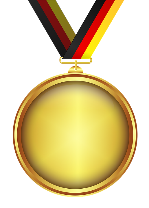 Gold award png. Medal free images clipart